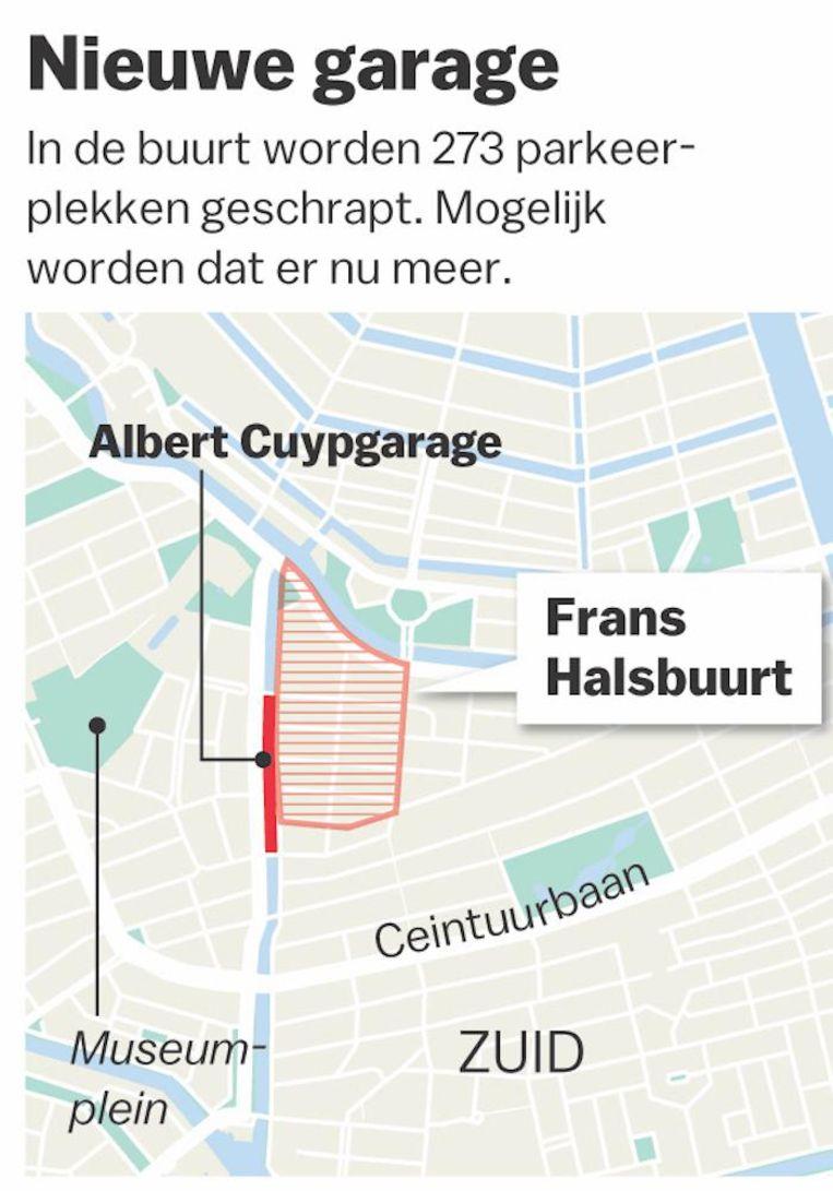 null Beeld Maps4News/Laura van der Bijl