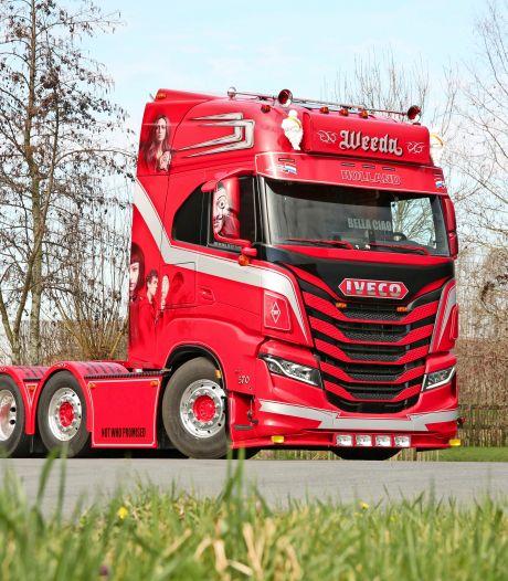 Klundertse chauffeur wint zilver bij Mooiste truck van Nederland: 'Supertrots op wat we hebben neergezet'