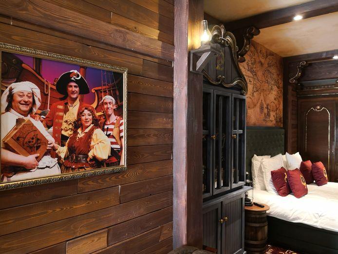 De suite van Piet Piraat.