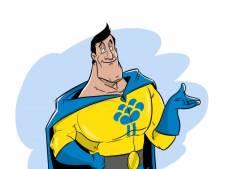 Gehandicapten beledigd door inzet van Zoetermeerse superheld Sweet Lake Man: 'Dit kan je niet maken!'