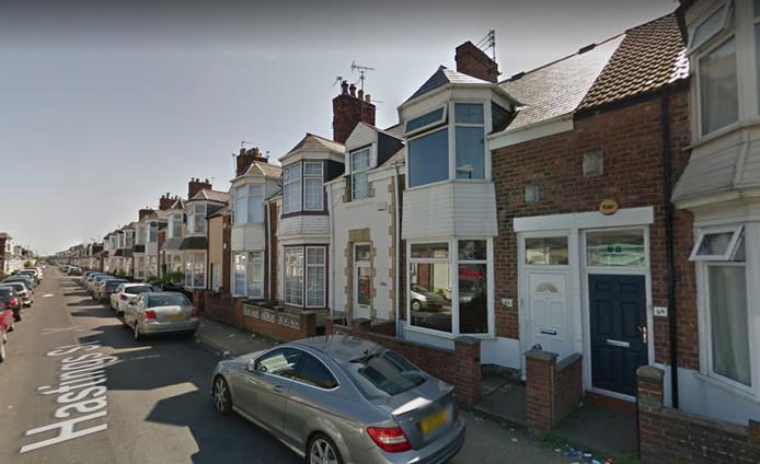 Une des habitations du Sunderland en vente pour un euro.
