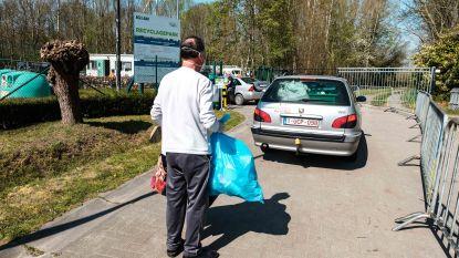 Particulieren mogen weer onbeperkt naar recyclagepark, professionelen twee keer per week