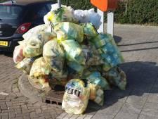 Te veel rotzooi tussen plasticafval: strop voor Gennep