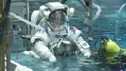 NASA start nieuwe astronautentraining