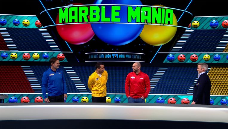 Marble Mania. Beeld SBS 6