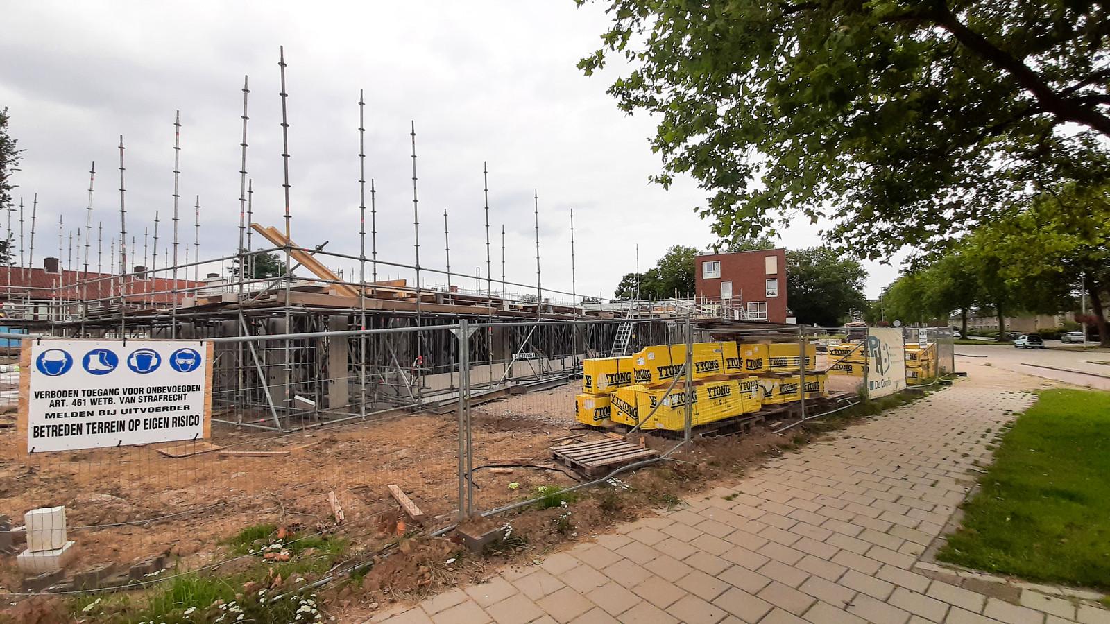De bouw van het nieuwe Siza-complex in Malburgen-Oost is inmiddels begonnen. In het najaar van 2022 moeten de eerste bewoners er in kunnen.