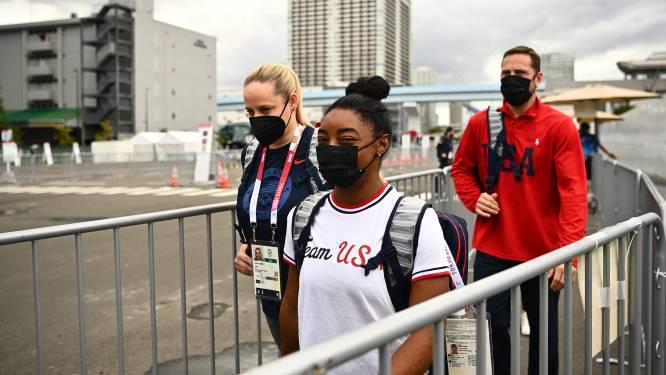 Simone Biles komt nog in actie op deze Spelen: Amerikaanse turnt finale op de balk