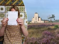 Marjon (38) zoekt haar 'viking' die ze tegenkwam bij Radio Kootwijk en start flyeractie: 'Enorme spijt dat ik geen nummers heb uitgewisseld'