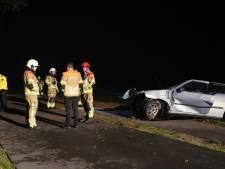 Hulpdiensten rukken uit voor ernstig ongeluk in Ulicoten