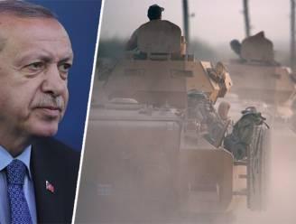 """Turks leger start na bombardementen ook grondoffensief tegen Syrische Koerden: """"Al zeker 15 doden"""""""