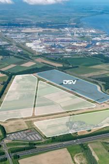Mega-investering DSV op Logistiek Park Moerdijk: 'Hartstikke trots op deze gigantische deal'