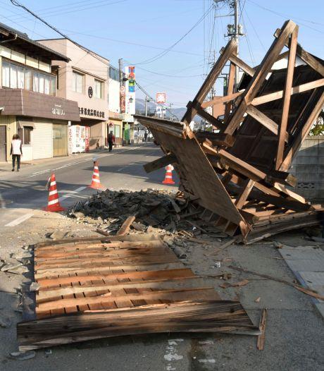 Plus de peur que de mal après un puissant séisme à Fukushima