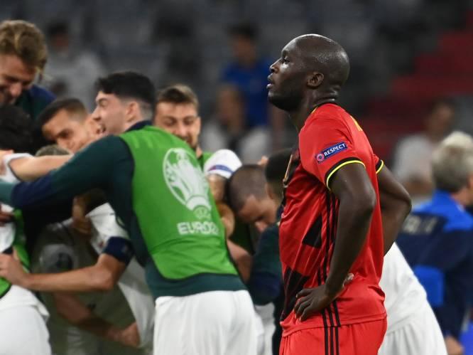Net nu we je zó nodig hadden, Romelu: Lukaku was te schimmig tijdens de match en ook onzichtbaar erna