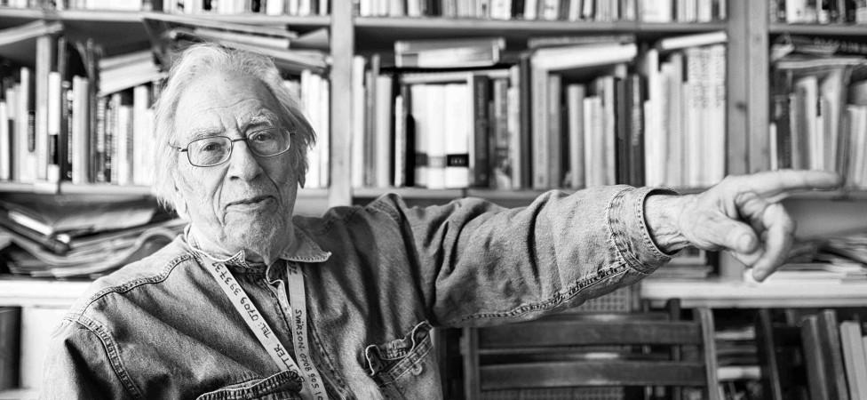 Izzy Young (1928-2019): Een leven in het teken van folkmuziek