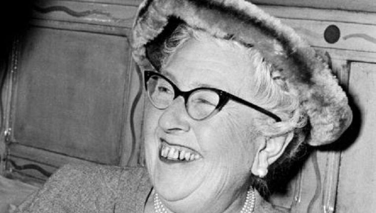 Agatha Christie (1890-1976) Beeld HH