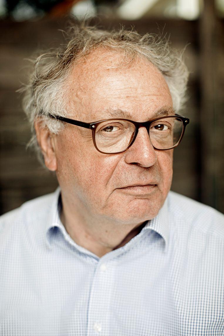 Rechtspsycholoog Peter van Koppen. Beeld Manon van der Zwaal