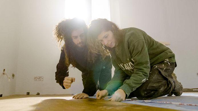 Harry en Jerina  zijn na gisteravond nog een stapje dichter bij hun droomwoning in Huis Gemaakt: 'Hoe dichter we komen, hoe harder we het willen'