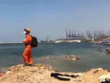 Reddingswerkers Edo en Claudia terug uit verwoest Beiroet: 'Leek wel een filmdecor'