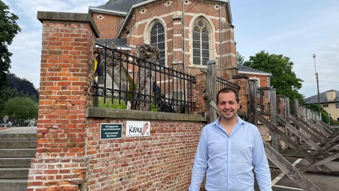 Gemeentebestuur Kortenaken ontvangt subsidies voor restauratiewerken Sint-Servatiuskerk