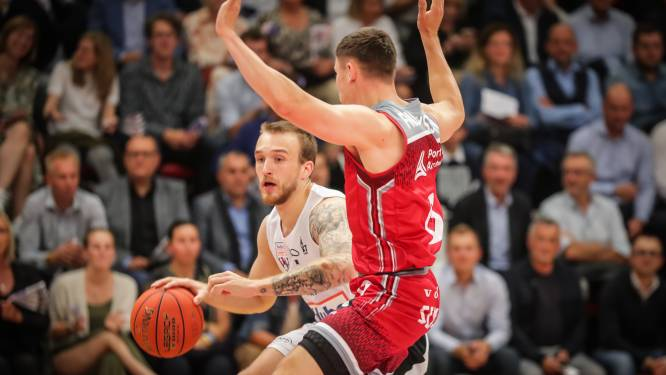 """Spencer Littleson (Limburg Unitet): """"Boden flink weerwerk tegen topteam Antwerp Giants"""""""