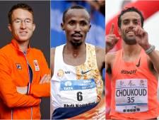 Presentatie maakt voor marathonlopers geen verschil: de snelste drie gaan naar de Spelen
