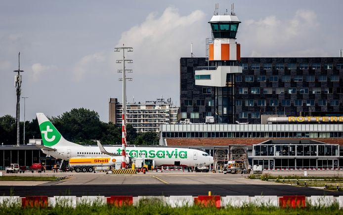 Rotterdam The Hague Airport.