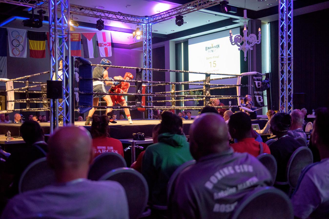 EINDHOVEN - De Eindhoven Box Cup in 2018