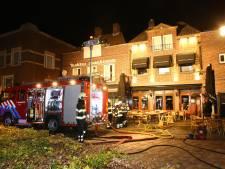 Brand in eetcafé Jansen en Jansen in Schijndel