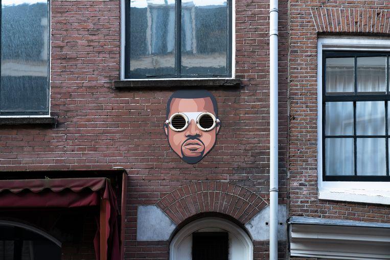 Buiten Brouwerstraat Beeld Frankey