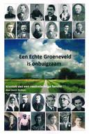 De cover van het boek over de familie Groeneveld.