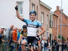 Eloy Raas is opnieuw succesvol in Sint Jansteen en wint na eindsprint