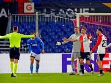 Feyenoord pakt negatief Europees record na ongekende avond in De Kuip