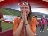 Kippenvel! Bekijk hier hoe Annemiek van Vleuten de concurrentie vermorzelt in olympische tijdrit
