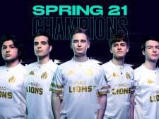 MAD Lions beschuldigt G2 Esports van het stelen van spelers