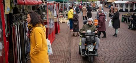 Eindelijk weer 'niet-essentiële' spullen op de markt: 'Ik wacht al weken op een rits voor mijn broek'