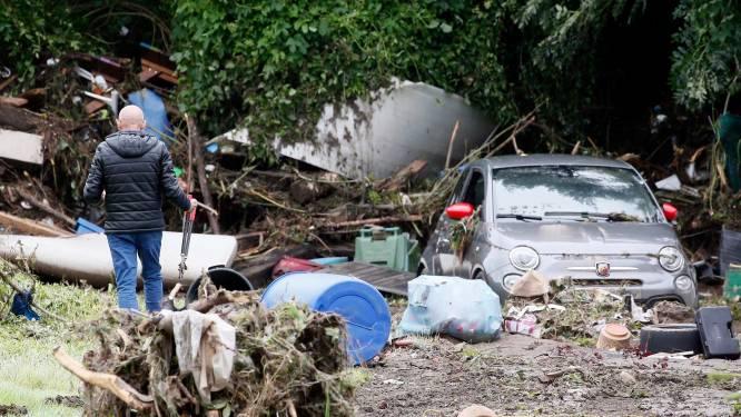 Knokke-Heist stuurt 9 medewerkers naar Trooz om puin te ruimen: drie maanden na overstromingen is ravage er nog steeds groot