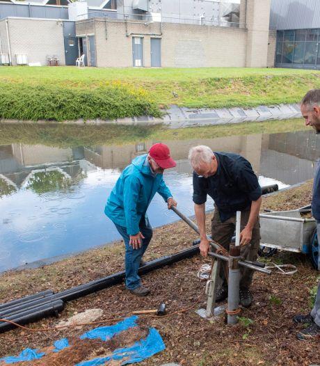 Onderzoek: liggen Veluwse beken droog vanwege het Bosbad Putten?