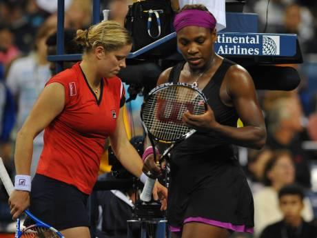 """Serena Williams bluffée par Kim Clijsters: """"Ce que tu as fait est incroyable"""""""