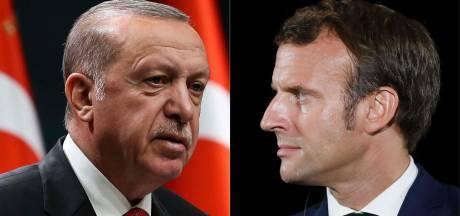 Macron s'est entretenu avec Erdogan avant le sommet de l'Otan