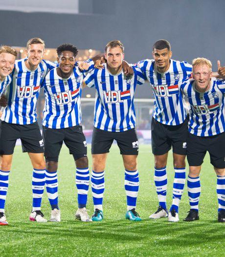 'Leider' Janssen bekeek derbyfilmpjes meermaals; FC Eindhoven heeft Peijnenburg terug tegen MVV