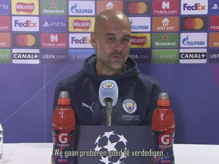Guardiola over PSG: 'Geen idee hoe we ze moeten stoppen'