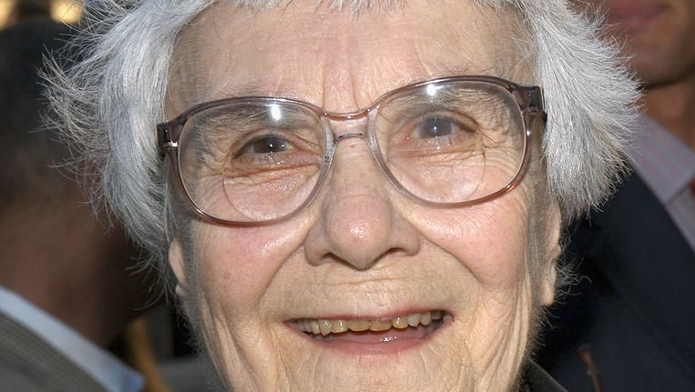 Harper Lee in 2005 Beeld anp