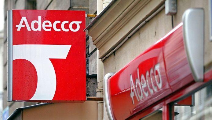 Vorige week werd uitzendbedrijf Adecco veroordeeld.