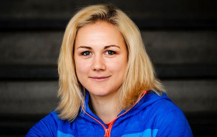 Karolina Erbanova Beeld anp