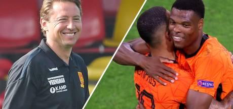 Oud-spelers GA Eagles werpen blik op EK voetbal: 'Oranje groeit in toernooi, Wijndal beleeft zelfde als ik in 2006'