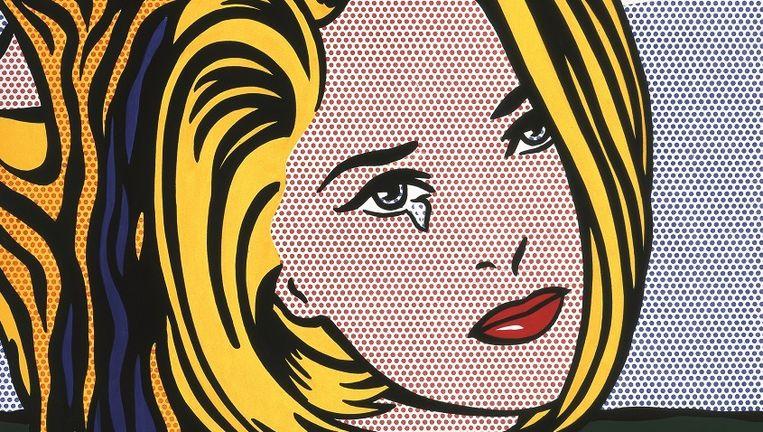 Roy Lichtenstein, I'm Sorry! 1965-66. Beeld estate of Roy Lichtenstein, c/o Pictoright 2016