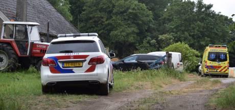 Man raakt gewond na val van steiger in Hoog-Keppel