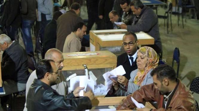 Moslimbroederschap haalt 36 van 54 Egyptische zetels