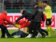 """""""Il faut trouver une solution"""": le coach de Dortmund veut empêcher les fans d'envahir le terrain"""