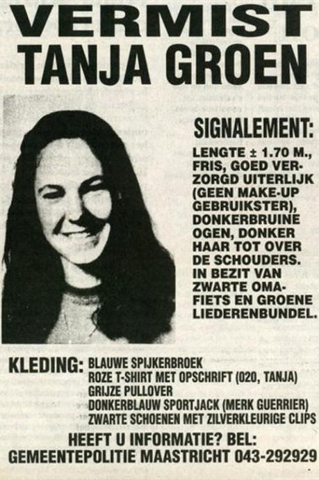 Verdwenen studente Tanja Groen (18) mogelijk in leeg graf gelegd